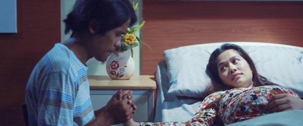 Suami Ini Pening Kepala Isteri Mengidam TV LED 60 Inci, Ending Filem Pendek Ni Serius Terbaik
