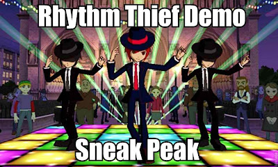 Rhythm Thief Demo Captioned