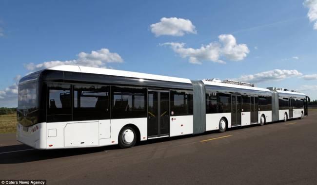 bus amazing