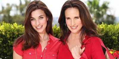 Lima Pasangan Ibu dan Anak Tercantik di Dunia