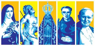 Santos e beatos são escolhidos como patronos e intercessores da JMJ Rio 2013