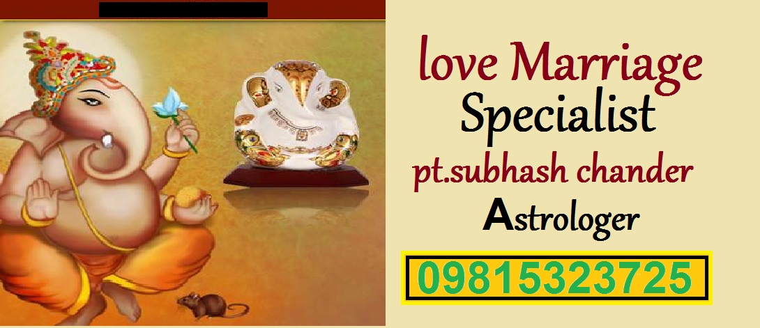 Get Your Love Back By Astrology 09815323725 punjab
