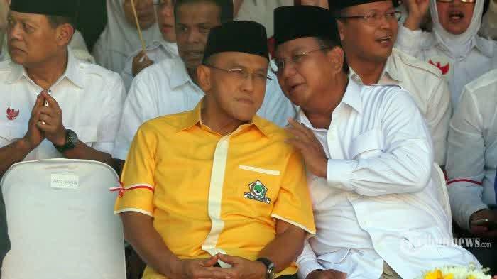 Aburisal Bakri & Prabowo