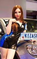 Sexy Car Show Girl - Anicka Yu
