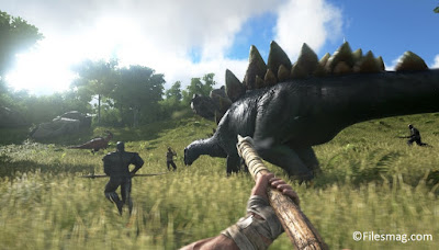 Download ARK Survival Evolved Free Game