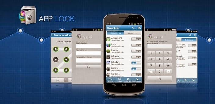 AppLock Protege Con Contraseña Todas Tus Aplocaciones APK