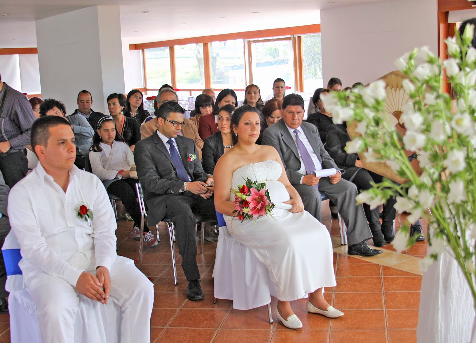 La boda de Carolina y Julián