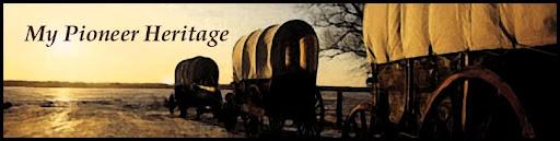 My Pioneer Heritage
