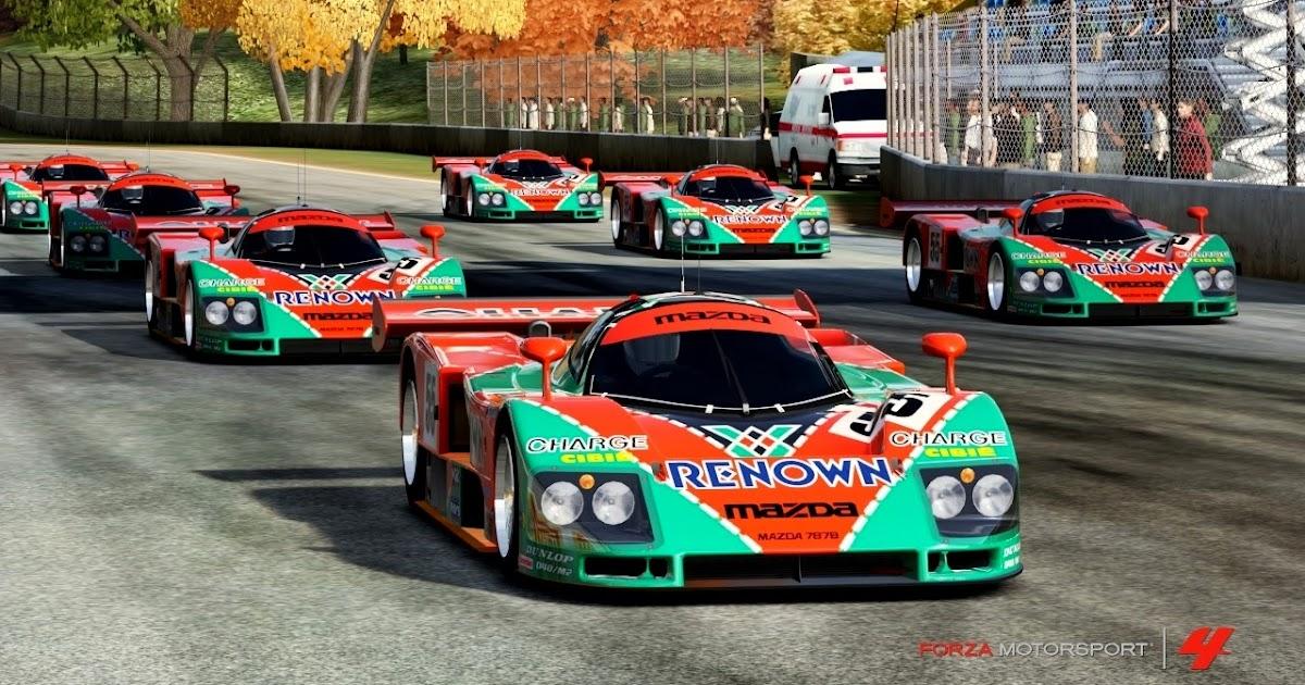 Forza Motorsport 4 Photos 1991 Mazda 787b
