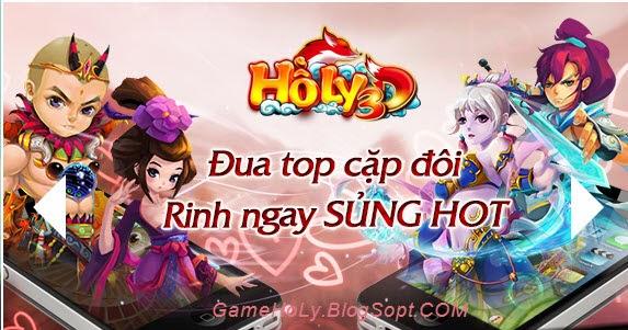 Game hồ ly 3d Mobile - Xa Rang Hế Ồ ! 2014