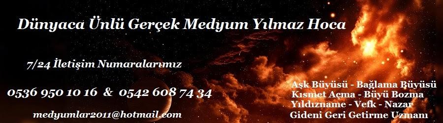 Alsancakın İzmir Medyumlarından En İyisi Medyum Yılmaz Hoca - Medyum İzmir Medyum