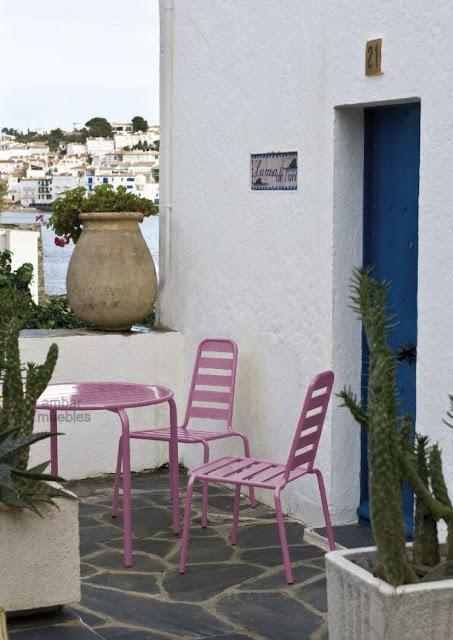Blog de mbar muebles muebles de terraza for Muebles jardin pequenos