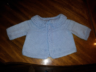 How to Make a Baby Sweater - Bella Bambina