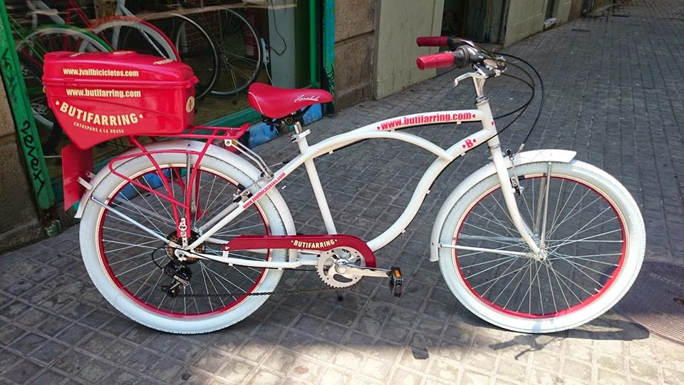 bicicleta butifarring