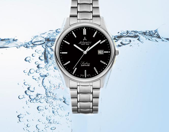 Kết quả hình ảnh cho 200M WATER RESISTANCE (20 BAR hoặc20 ATM): Là loại đồng hồ đeo tay có khả năng chống nước cực cao, có thể bơi lội