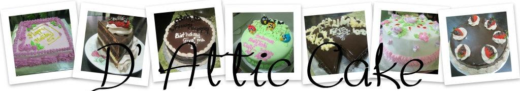 D' Attic Cake