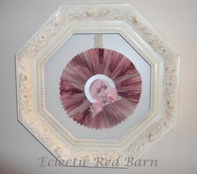 Pink Lady Frame