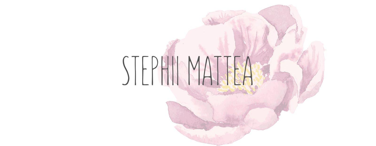 Stephii Mattea