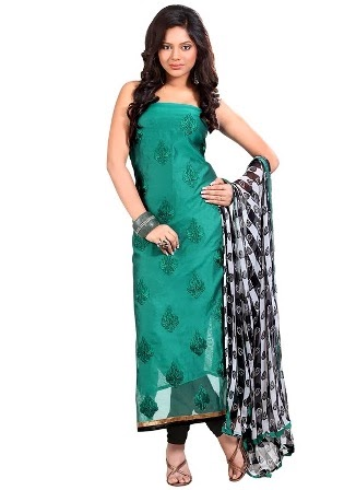 Long Salwar Kameez Designs for Woman