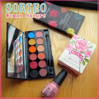 sorteo woman nature