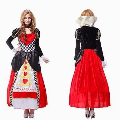 Disfraz Reina de Corazones sexy