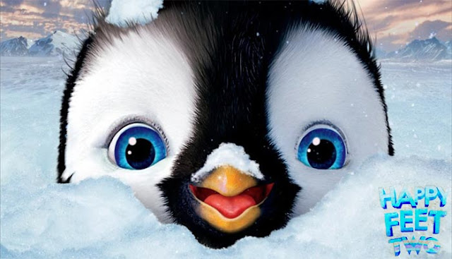 Happy Feet Two- Family movie 2012-DVD