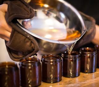 cara membuat minyak rambut pomade