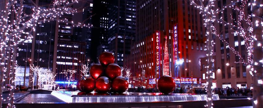 Nyc Christmas Tree Rockefeller Center