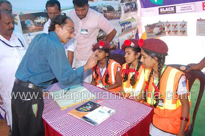 Road accident, Raff, Photo Exhibition stall, School kalolsavam, Malappuram, Kerala, Malayalam news
