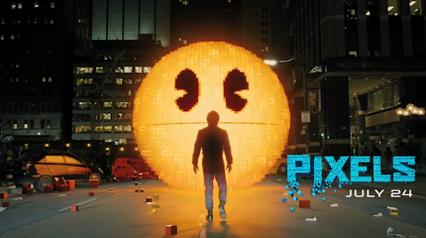 Classic Arcade Games Want To Pixelate Us In New 'Pixels' Trailer
