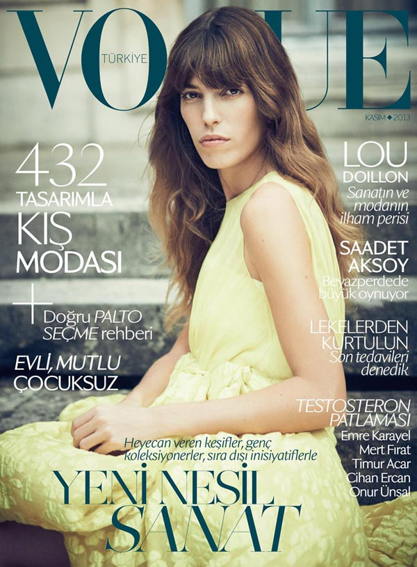 vogue turkey november 2013