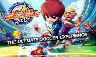Soccer Superstars 2012 apk Android Game