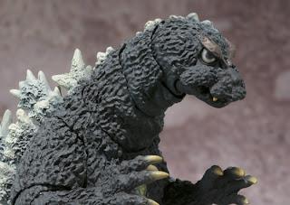 Bandai SH Monsterarts 1964 Godzilla figure