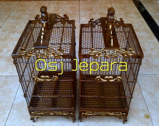 Sangkar Burung Osj Jepara Jaya : Sangkar Burung Ukir Ulir / Ukir ...
