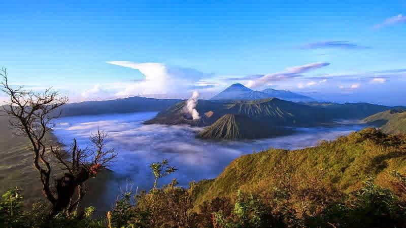 Gambar Lokasi Tempat Wisata Gunung Bromo