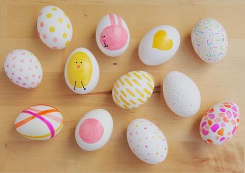 Huevos de Pascua, parte 1