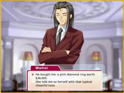 PC Games The Stolen Diamond Ring