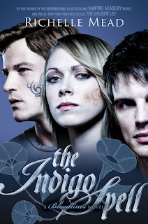 Review of The Indigo Spell by Richelle Mead published by Razorbill