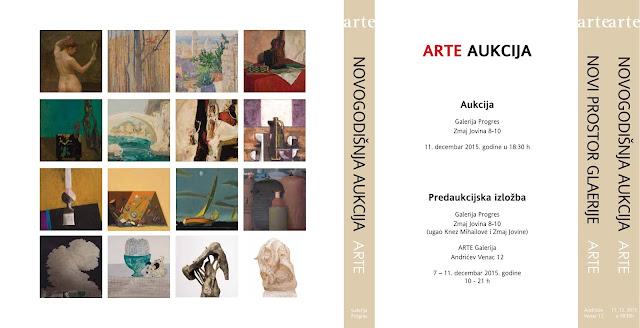Aukcija umetničkih dela