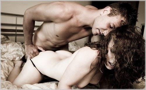 submissão da mulher como forma de prazer sexual feminino
