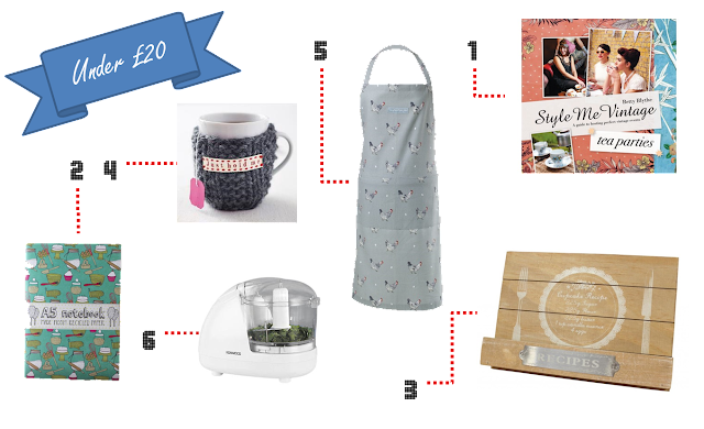 Festive Foodie Gifts for under £20