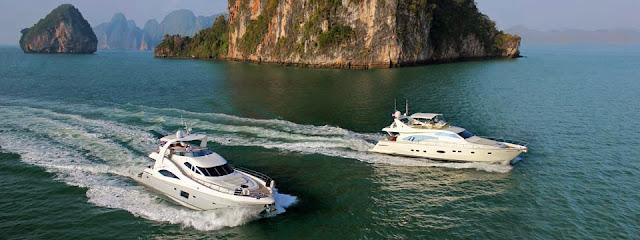 Luxury Yacht Rental Dubai