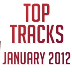 Top Ten Dance Tracks (January 2012)