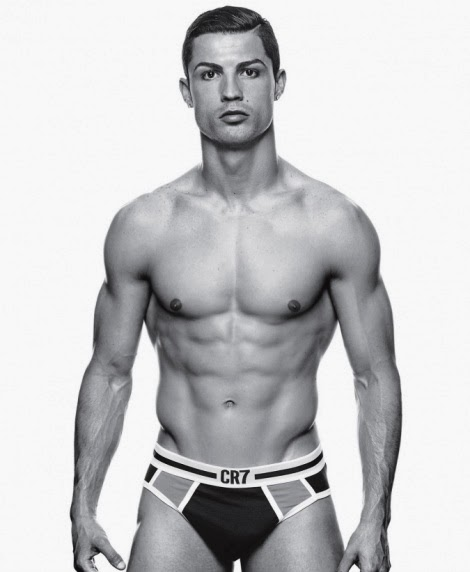 Cristiano Ronaldo by Giampaolo Sgura for CR7 Underwear
