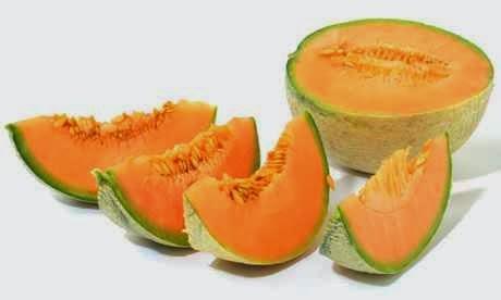 Cantaloupe melon 001