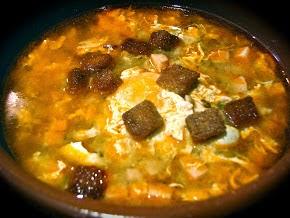 Gusta usted bocoles gorditas de manteca receta - Sopa castellana casera ...