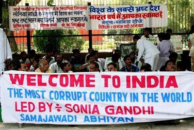 corruption-India