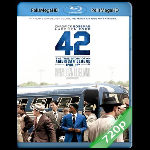 42 (2013) 720P HD MKV ESPAÑOL LATINO