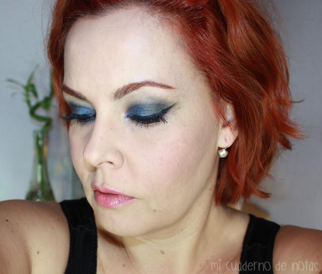 Maquillaje de fiesta con productos low cost