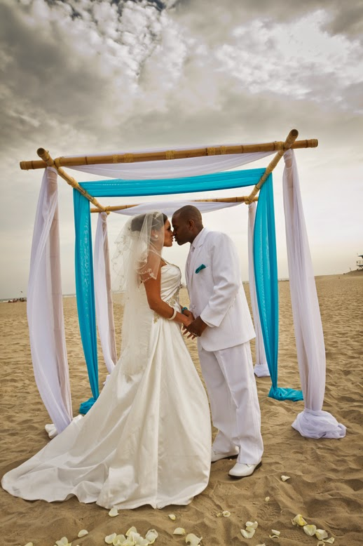 Beach Wedding Vow Renewal in San Diego